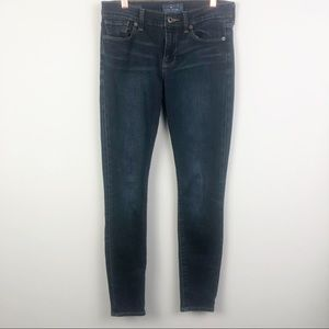 LUCKY BRAND | Brooke Skinny Jeans Dark Wash Size 2